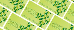 Cartão de Cliente das Farmácias Rosa, Caldense e Santa Catarina