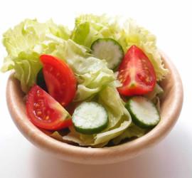 Somos o que comemos - pratique uma alimentação saudável e saborosa.