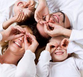 Crianças Felizes – Brincar, relações com os pais