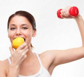 papel da alimentação na recuperação muscular