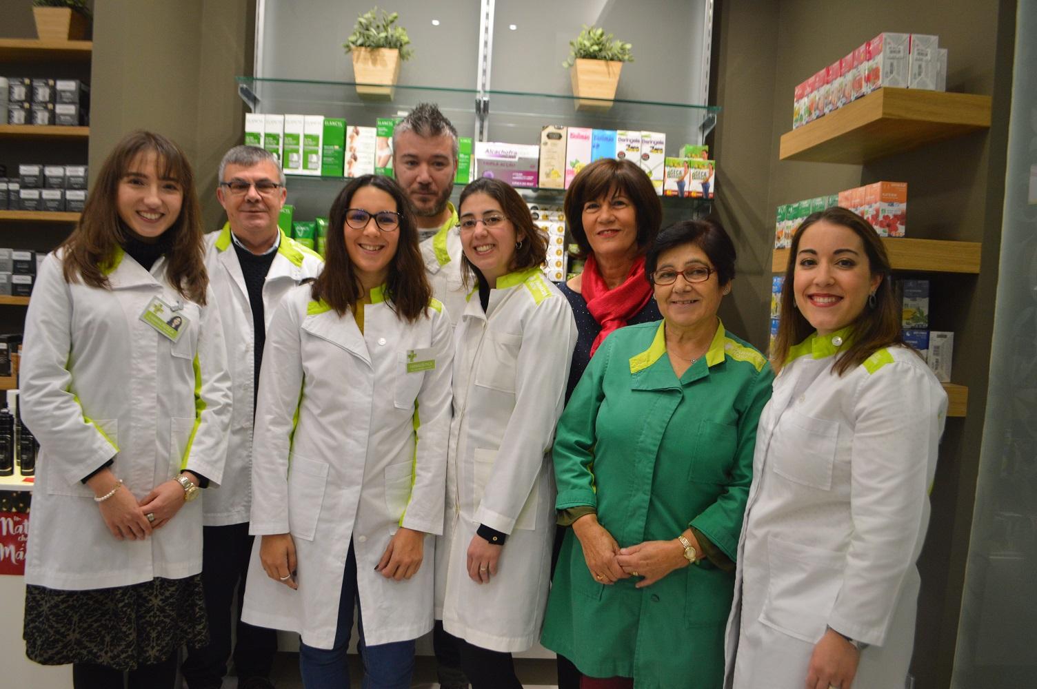 Equipa Farmácia Caldense